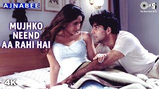 Mujhko Neend Aa Rahi Hai Full Video - Ajnabee I Akshay Kumar & Kareena Kapoor | Sonu Nigam & Sunidhi