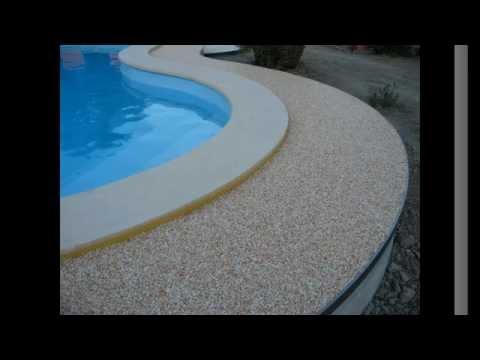 Bedienungsanleitung fur Steinteppich aussen (mit PU300)