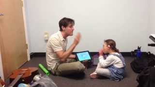 Down Syndrome And Music Therapy : How To Use Music And An IPad App To Practice Articulation