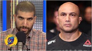 Helwani: BJ Penn should not be fighting anymore | Ariel Helwani's MMA Show