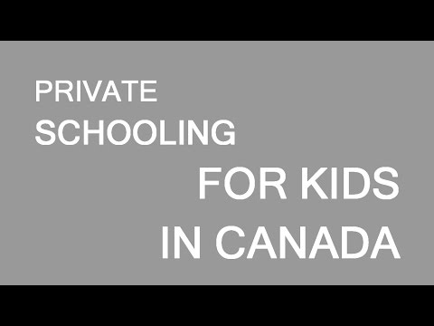, title : 'Sending kids to a private school in Canada