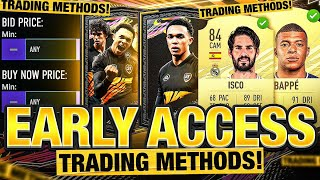 EARLY ACCESS TRADING & MARKET HELP! FIFA 21 Ultimate Team