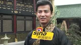 [Sina Entertainment]《兰陵王》陈晓东林依晨冯绍峰造型曝光