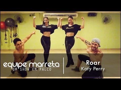 Roar - Katy Perry | Coreografia Professor Jefin