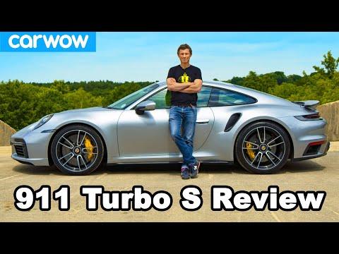 External Review Video NYifTXGwCOM for Porsche 911 Targa 4 & Targa 4S (8th gen, 992)