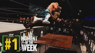 WWE Hall Of Famer And Others Praise Shaq For Going Through Tables On AEW Dynamite