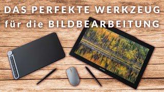 Das PERFEKTE WERKZEUG für BILDBEARBEITUNG, z.B. XP-Pen Artist 22 Pro 2. Generation