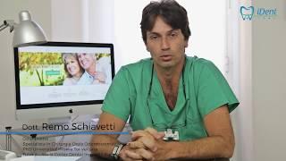 """Il Dott. Remo Schiavetti spiega il servizio """"impianti dentali"""" – iDent Roma"""