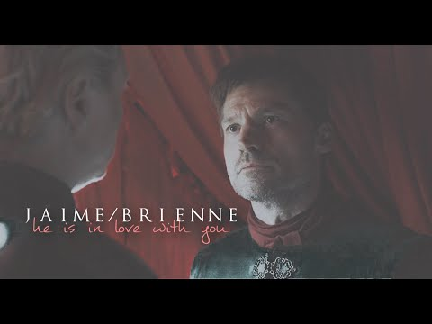 [GoT] Jaime & Brienne » He is in love with you