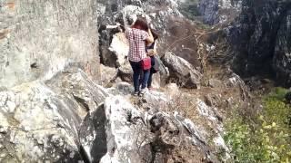 preview picture of video 'Núi Trầm(Chương Mĩ-Hà Nội) 1/3/2014'