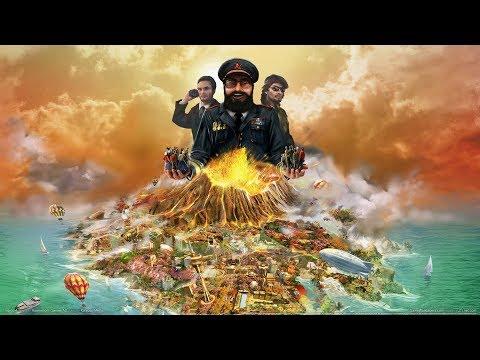 Tropico 4. Предпоследняя миссия. Попытка №2