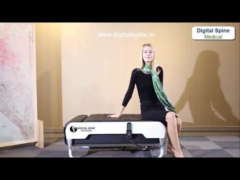Digital V3 Plus Automatic Thermal Massage Bed