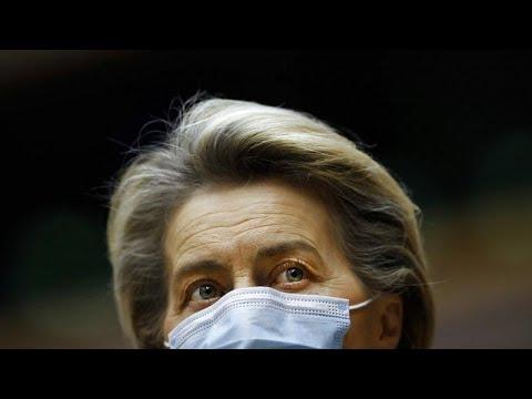 Πρόεδρος Κομισιόν: Εντός το καλοκαιριού θα εμβολιάσουμε το 70% των Ευρωπαίων…