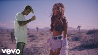 Justin Bieber & Ariana Grande - Stuck with U (Music Video)