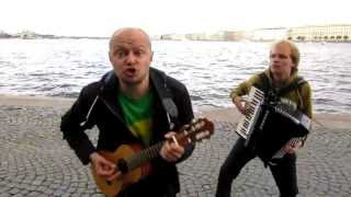 Video Tomáš Pastrňák a Seva Moskvin - Pohoda (Road video: Petrohrad, R