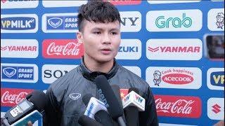 Tin HÓT: Quang Hải phát biểu GÌ? khi làm Đội Trưởng U23 Việt Nam - BQ