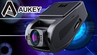 Hardware   AUKEY Dashcam 1080p Kompakte Autokamera, 170° Weitwinkel, Wdr Nachtsicht Bewegungssensor