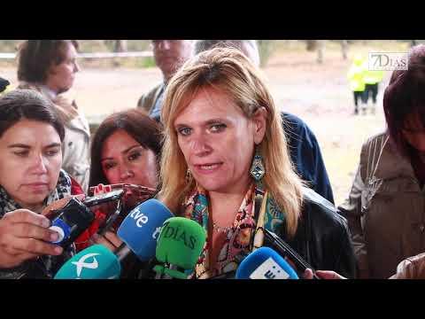 DECLARACIONES DE LA DELEGADA DEL GOBIERNO Y CONSEJERA DE MEDIO AMBIENTE, RELACIONADAS CON EL TREN.