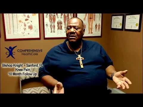 Bishop Knight - Knee Pain