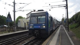 preview picture of video '[Paris] Z20500 ZIMO - Trilport (Ligne P Transilien)'
