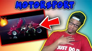 Reacting To Migos, Nicki Minaj, Cardi B - Motorsport (Official Video)