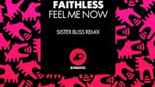 Faithless 'Feel Me Now - Sister Bliss remix' [Junkdog Records]