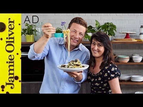 Linguine Vongole | Authentic Clam Pasta | Jamie Oliver | #MyFoodMemories | AD