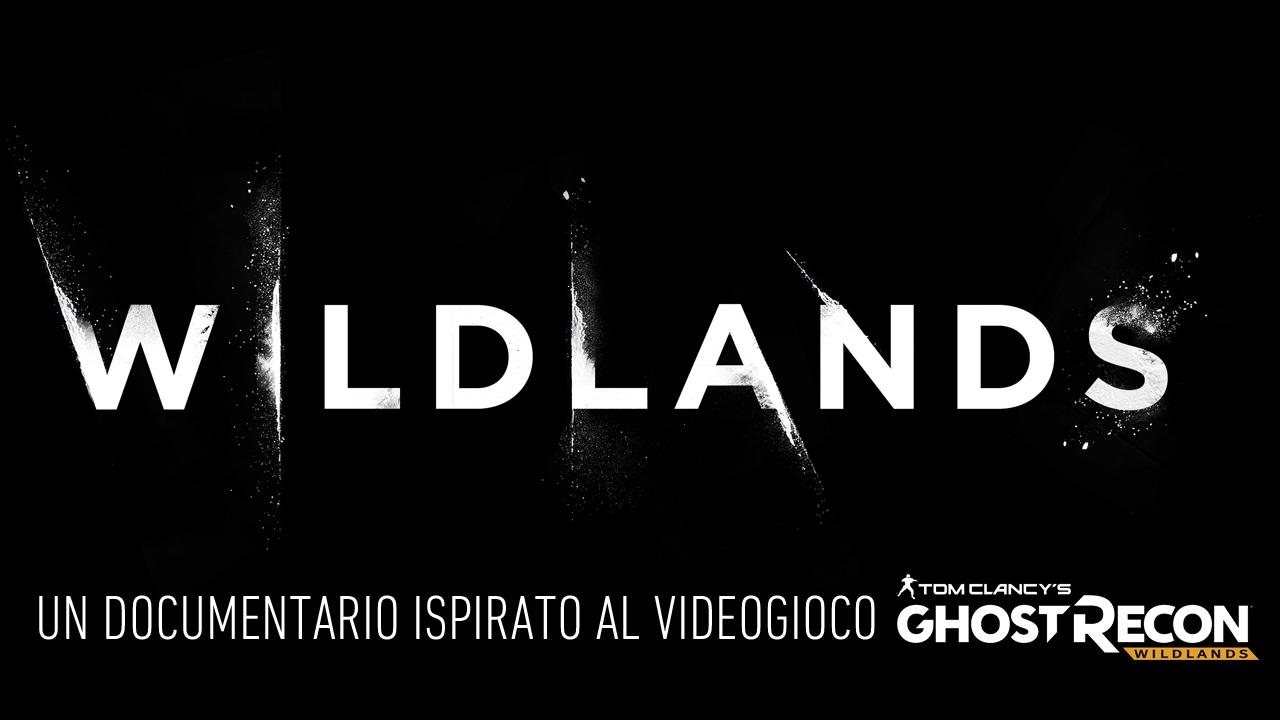 Documentario Wildlands - Trailer di annuncio