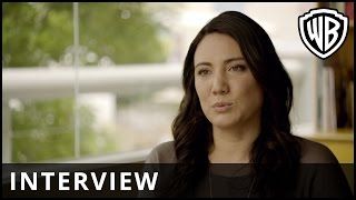 Westworld - Lisa Joy Interview - Warner Bros. UK