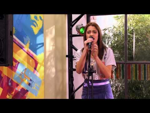 Violetta - Violetta canta nel Resto Band - HD