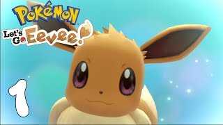 NUEVA SERIE! Pokemon Let's Go Eevee Con Mazafesia! Cap.1!
