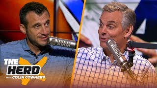 Doug Gottlieb ranks top young NFL QBs, says Cowboys overpaying for Dak will hinder them | THE HERD