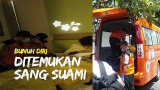 Dokter Ditemukan Tewas di Kamar Hotel di Denpasar, Ditemukan sang Suami lalu Membaringkannya