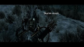 Skyrim! become a bard mod. Custom song