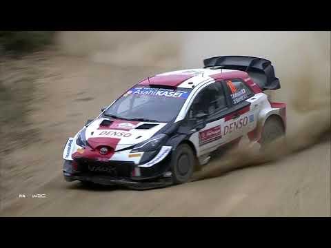 FIA WRC 2021 第4戦ラリー・ポルトガル 金曜日のダイジェスト動画2/2