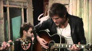 "Boys Like Girls ""Be Your Everything"" Acoustic"