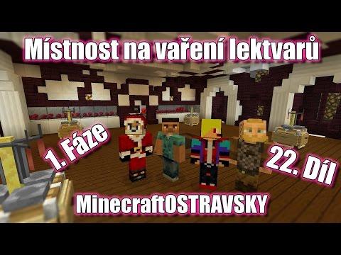 #22 | MinecraftOSTRAVSKY - Místnost na vaření lektvarů - 1. Fáze | NEKONEČNÁ SÉRIE | [FULLHD]