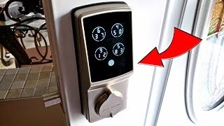 Lockly Smart Lock - Great Home Gadget for Just $199!