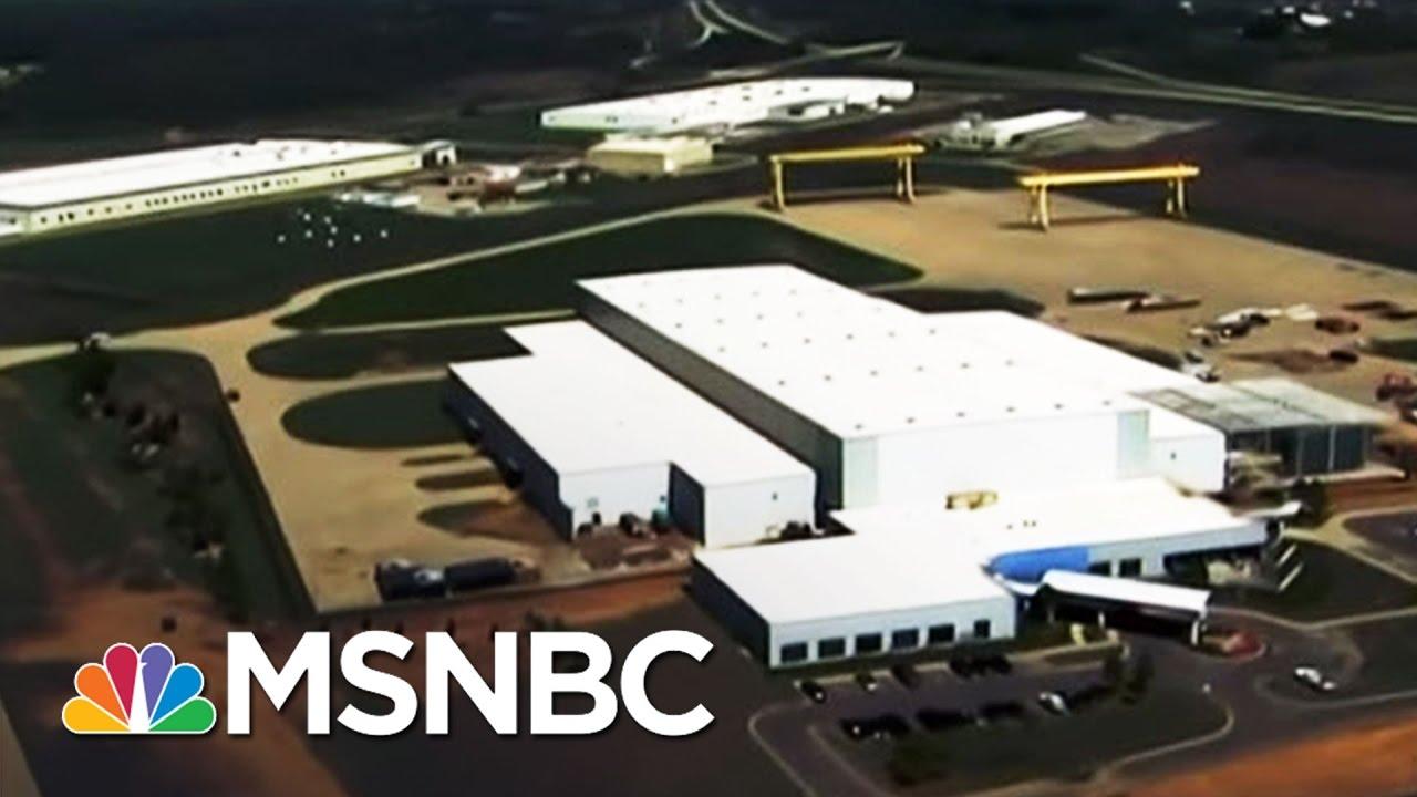 Arkansas City Eyes Economic Boost From Donald Trump's Infrastructure Plan | MSNBC thumbnail