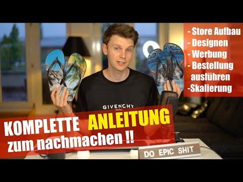 , title : 'SHOPIFY CHALLENGE : personalisierte Produkte verkaufen  - Shop erstellen 2020 deutsch TEIL 1 VON 3
