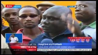 Mbiu ya KTN:Rais asema majeshi kutumwa bonde la Kerio kuwafurusha wezi wa mifugo