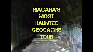 HAUNTED GEOCACHE: HISTORICAL HAUNTED NIAGARA