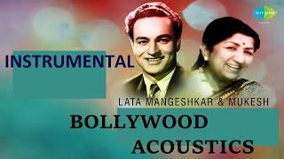 Kahin Door Jab Din / Ek Pyar Ka Nagma INSTRUMENTAL (Bollywood Acoustics)