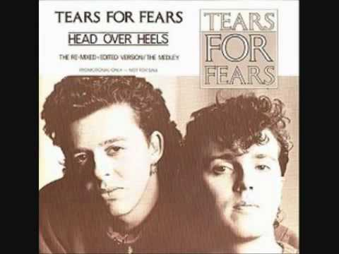 Tears For Fears Head Over Heels Hq Video