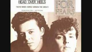 Tears For Fears   Head Over Heels (HQ Video)