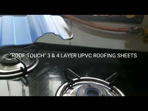 Anti Corrosion Proof Roofing Sheets