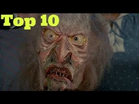 Top 10: Horror Movies so Bad They're Good