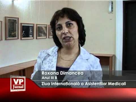 Ziua Internaţională a Asistenţilor Medicali