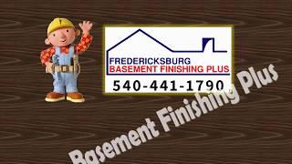 Basement Finishing Plus | Home Builders in Fredericksburg