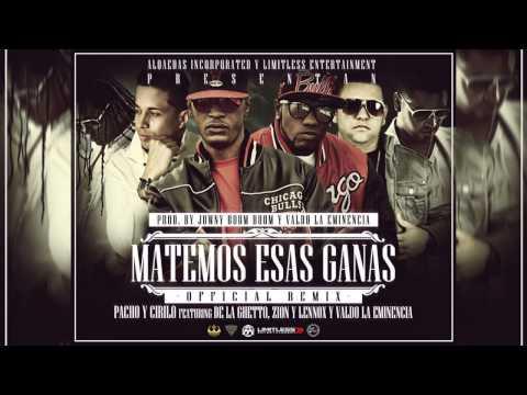 Matemos Esas Ganas (Remix)